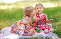 детский фотосессии, пример фотографии детской фотосесии 9