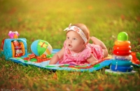детский фотосессии, пример фотографии детской фотосесии 10