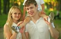 детский фотосессии, пример фотографии детской фотосесии 6