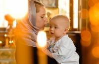 Фото с крещения ребенка 17
