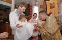 Фото с крещения ребенка 21