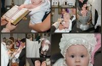 Фото с крещения ребенка 13