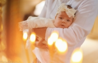 Крещение ребенка в Киеве