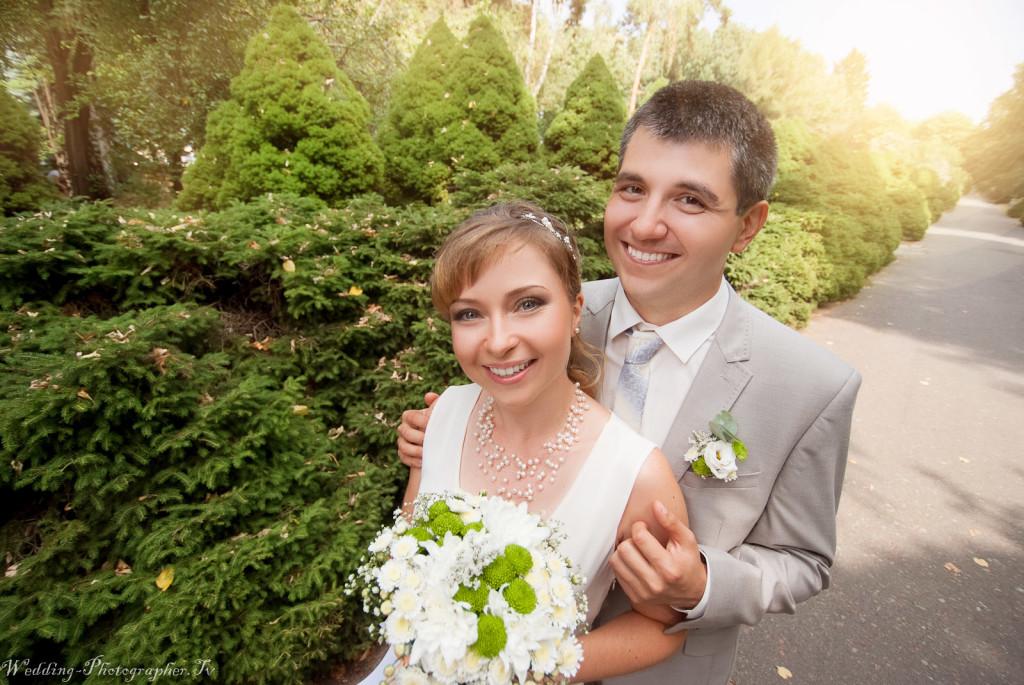 Фото со свадебной прогулки