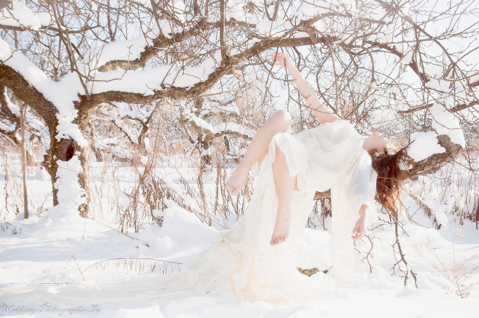 зимняя фотосессия киев