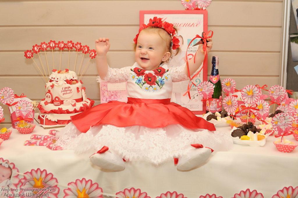 Фотографии с празднования детского дня рождения