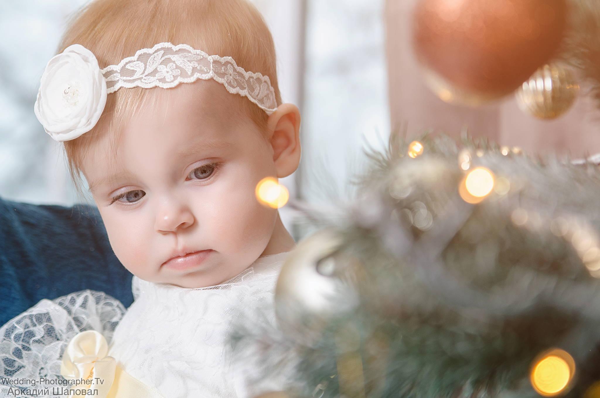 Идеи для фотосессии детей до года 10