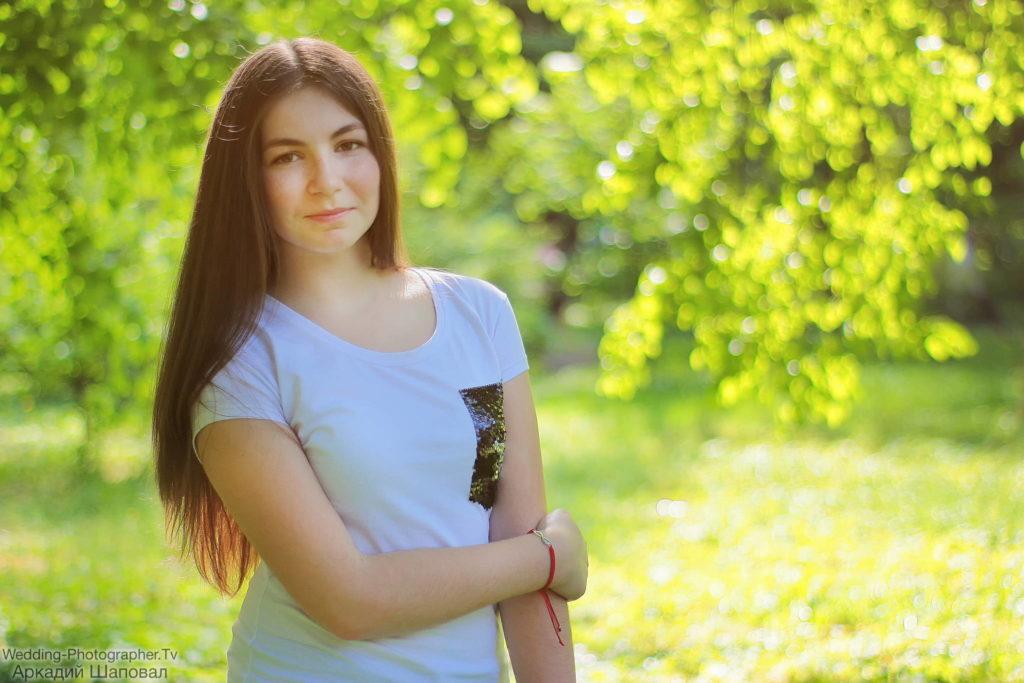 Портрет на YONGNUO EF 50/1.8