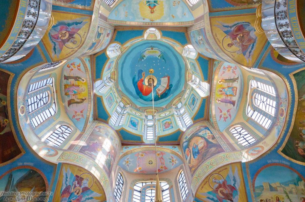 Венчание в Свято-Ольгинской церкови