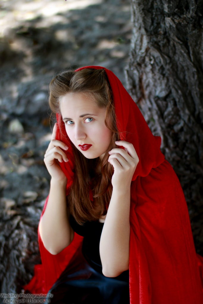 Фотосет для красной шапочки
