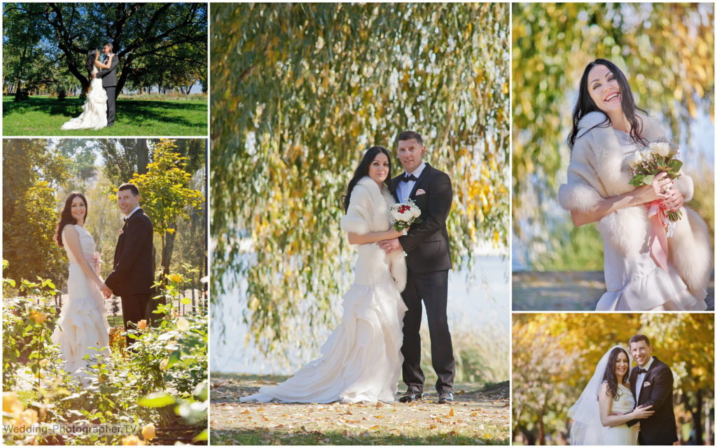 Love Story в парке Наталка на Оболони в Киеве