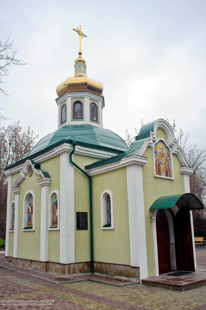 Крестины в Храме Святителя Николая Чудотворца на КПИ